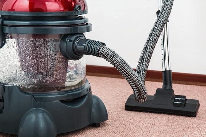 Vacuum Once a Week