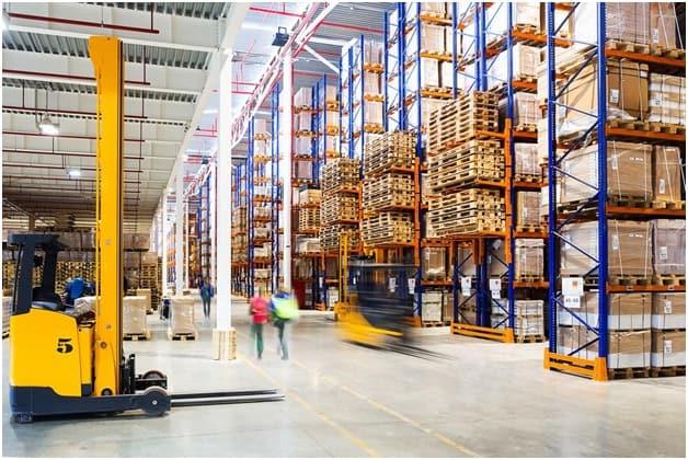 Decentralized Warehouses