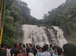 Waterfalls of Chikmagalur