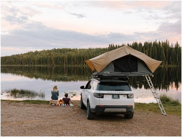 roof tent