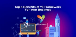 yii framework for php