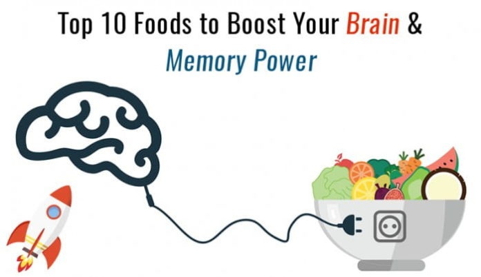 Foods to Boost Your Brain