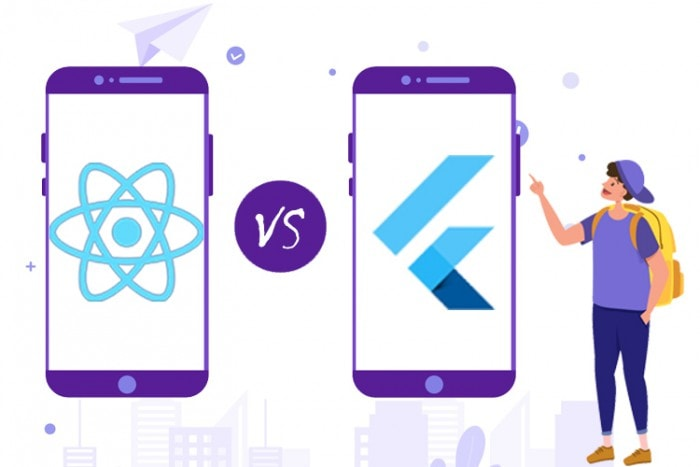 React Native vs. Flutter – Which is Preferred for You?