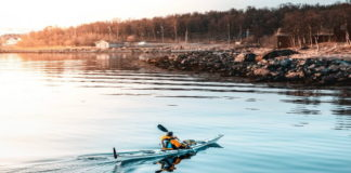 Hunting from a Kayak