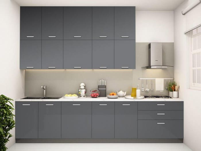 lighter shade kitchen cabinets
