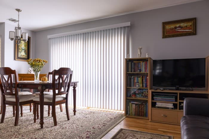 blinds and shading