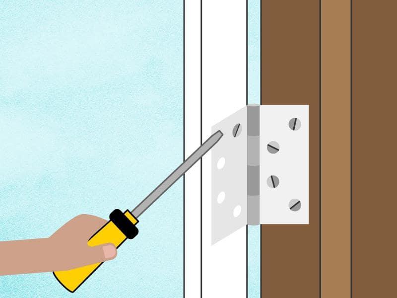 Hang the door