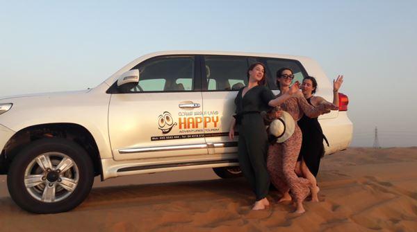 Incredible Desert Safari Experience