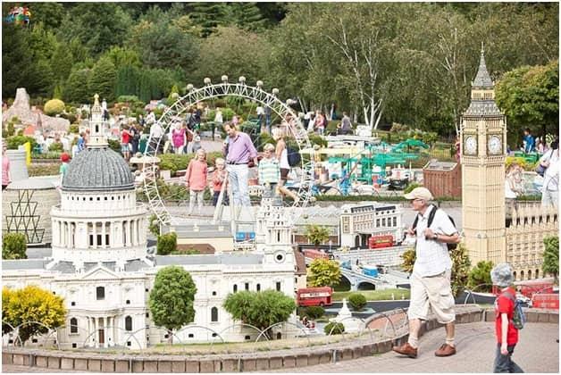 Legoland and Windsor
