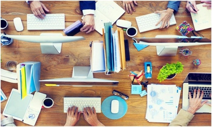 7 Tips to Organize a Shared Office Space