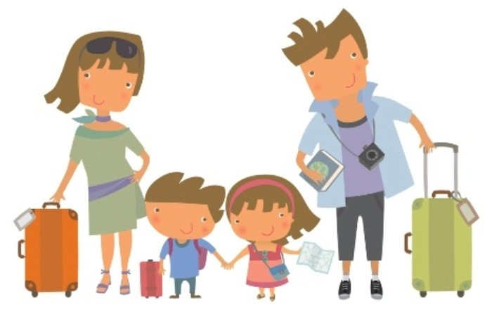 6 Things to Keep in Mind When Traveling with Kids