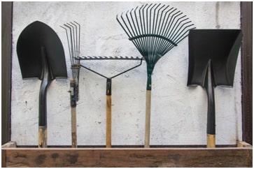 winter garden tool