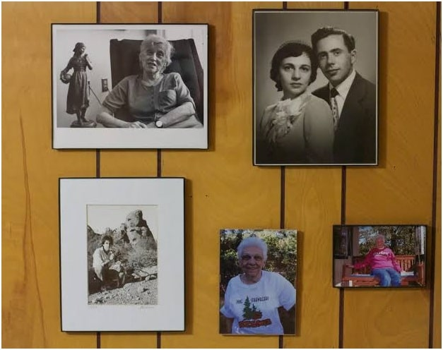Family Photographs Gallery Wall