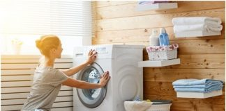 How to Feng Shui Your Laundry Room
