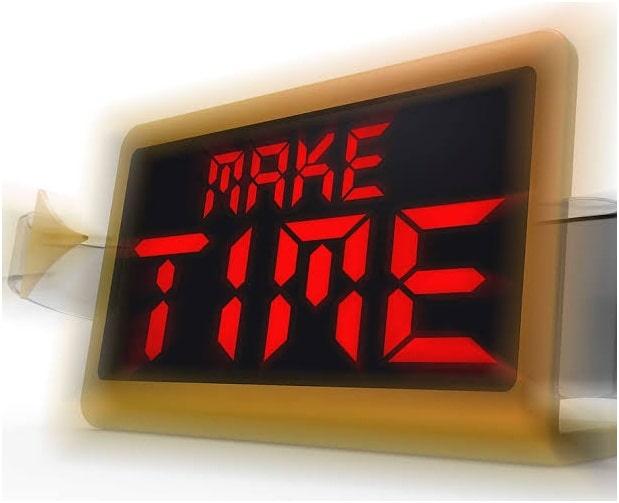 Modernize Your Clock