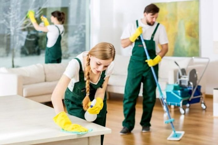 Starting a Cleaning Company