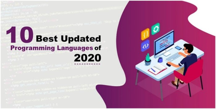 Top 10 Programming Languages of the Future 2020