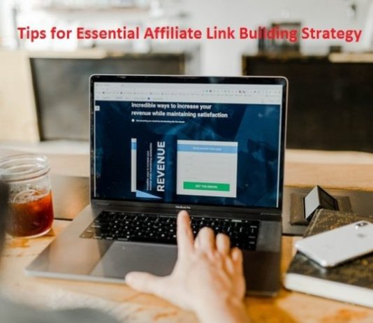 Top 8 Tips for Essential Affiliate Link Building Strategy