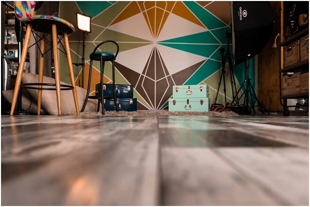 Acoustic underlay flooring can also help to filter out dust