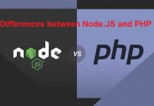 Differences between Node.JS and PHP