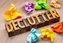 How To Declutter Your Home - A Room By Room Decluttering Guide