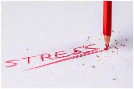Burst the bubbles of stress