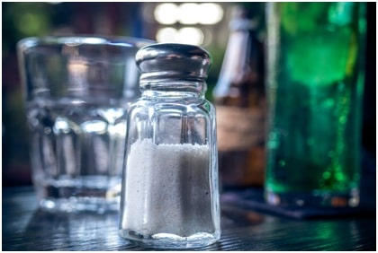 Control your salt intake
