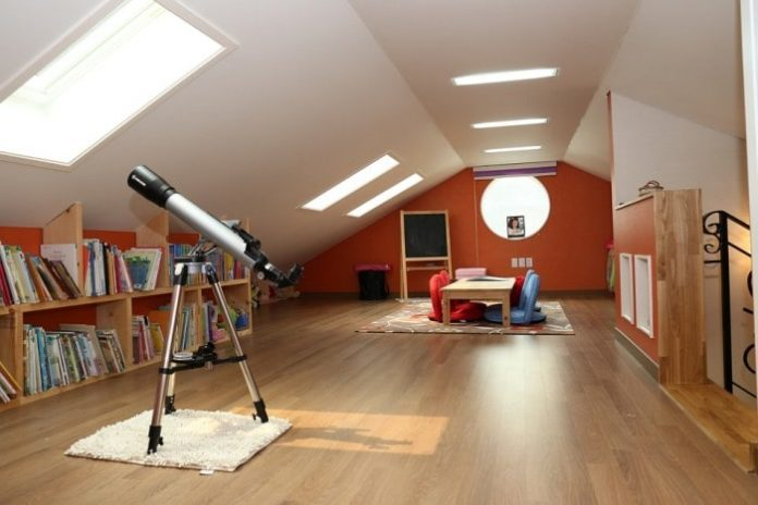 Tips for Decorating an Attic