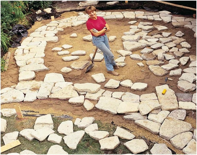 Add a Flagstone Patio