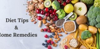 Diet Tips and Home Remedies for All Common Lifestyle Disorders and Ailments