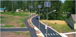 How Solar Street Lights Can Help You To Save Money