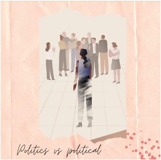 Politics vs political