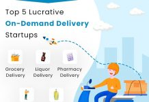 Top 5 Lucrative On-Demand Delivery Startups