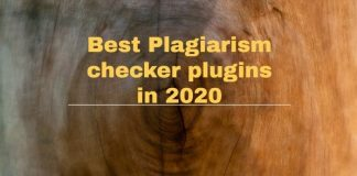 Best Plagiarism checker plugins