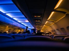 Luxury Aircraft Interior Design