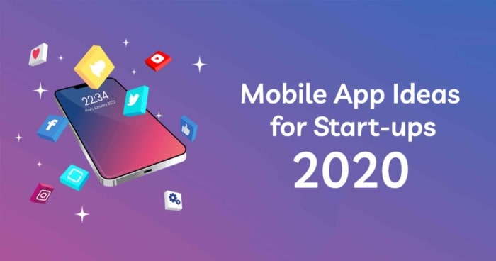 Top Five On-Demand Mobile App Ideas for Startups in 2020