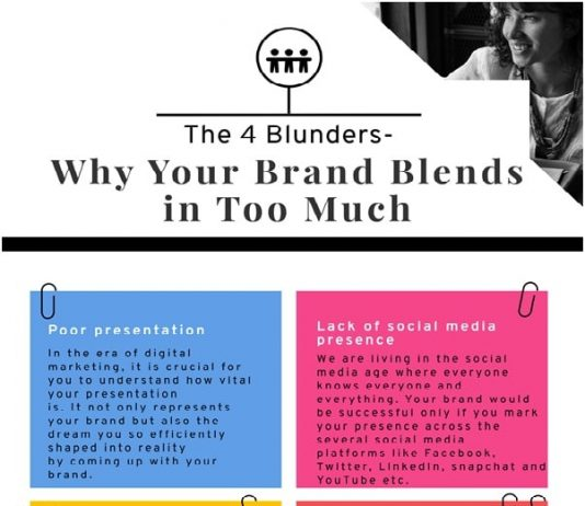 Why Your Brand Blends In Too Much