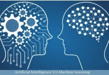 Artificial Intelligence Vs Machine Learning