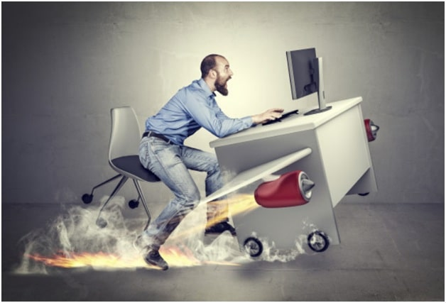 Speed of java programming