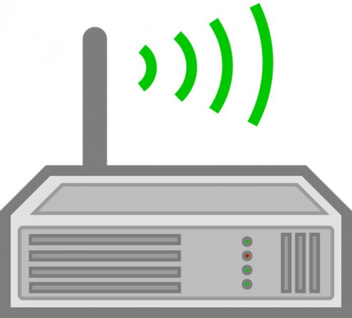 use router as repeater without cable