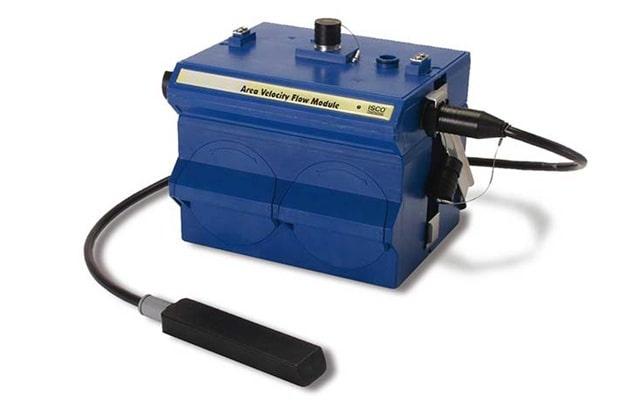 An Open Channel Flowmeter