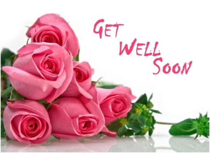 Get Well Soon Roses