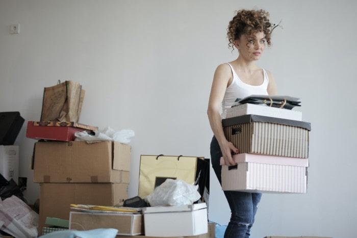 Simplify your furniture arrangement