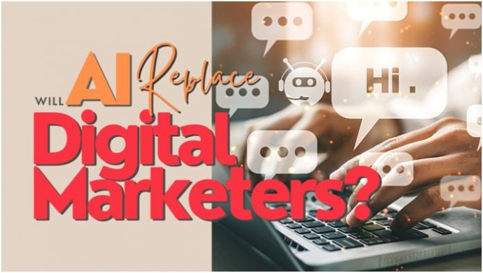 Will AI Replace Digital Marketers