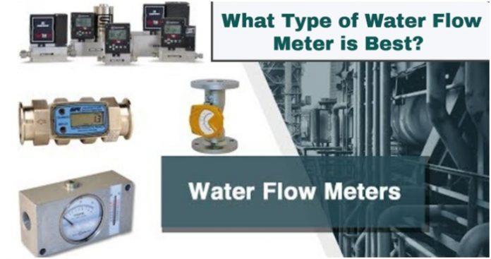 Type of Water Flow Meter