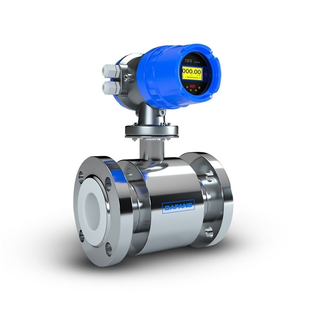 Digital Magnetic Water Flow Meter