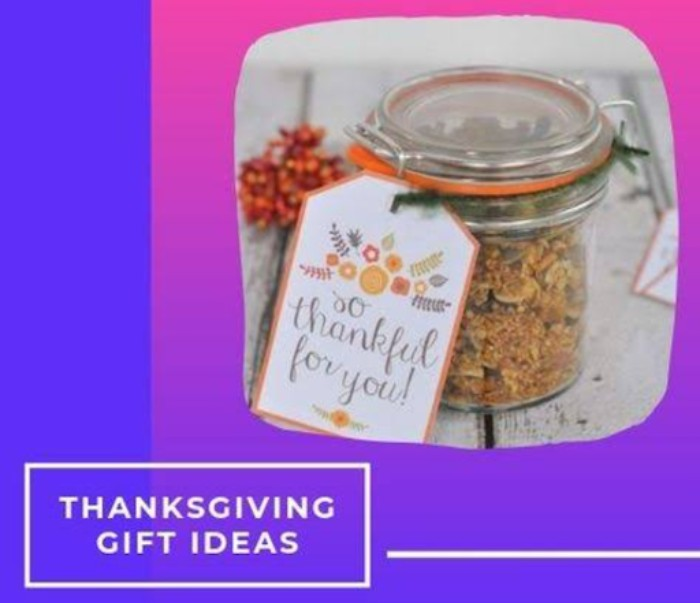 10 Winsome Thanksgiving Gift Ideas