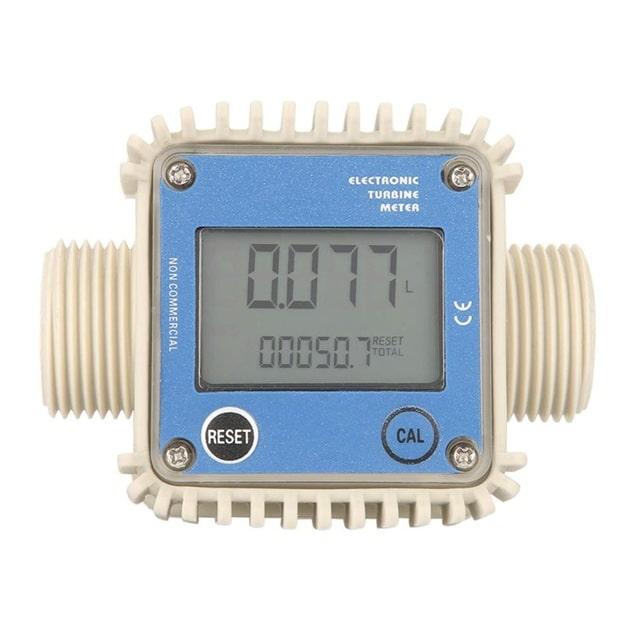 Ultrasonic Digital Water Flow Meter