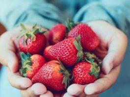 Benefit of Strawberry