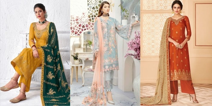 What are the Different Types and Styles of Salwars?